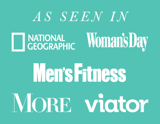 As seen logos