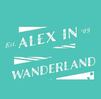 Alex in Wanderland logo