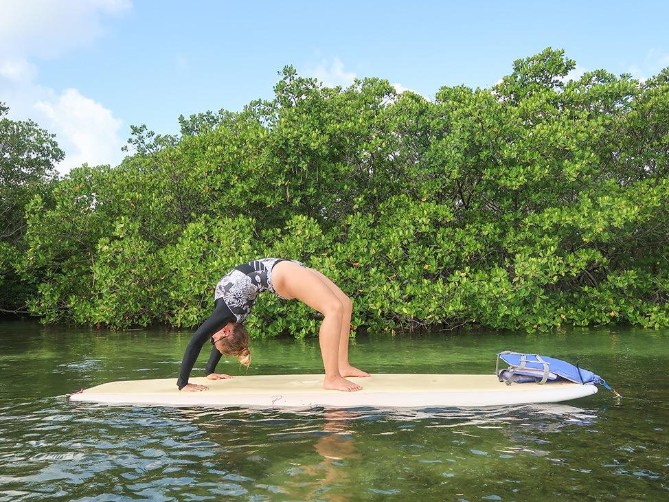 SUP Yoga Florida